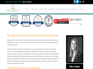 Smoak Law, P.C. MyLawyer Directory