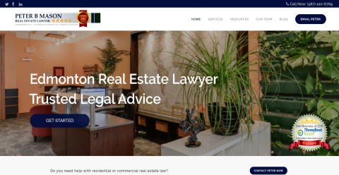 Peter B Mason Real Estate Lawyer MyLawyers Directory