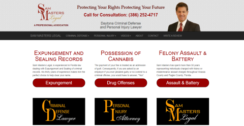 Daytona Beach Criminal Defense Attorney Volusia Co MyLawyer Directory